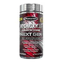 Жиросжигатель MuscleTech Hydroxycut hardcore Next Gen - 100kap
