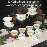 Набор китайской чайной церемонии Фарфор 12 предметов 9324