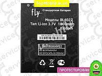 Аккумулятор  Fly BL4027, 1800mAh (батарея, АКБ)