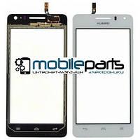 Оригинальный Сенсор (Тачскрин) для Huawei Ascend Huawei G600 | U8950 | Honor Pro (Белый)