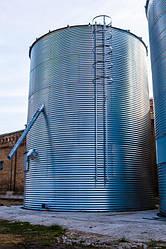 Силосы для зерна 100 т