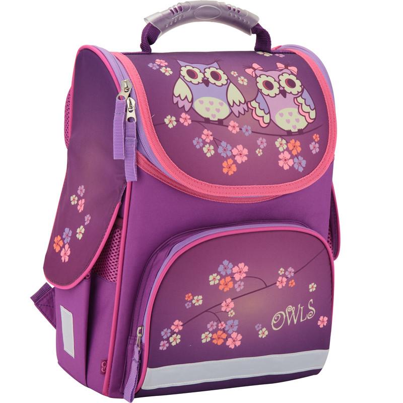Ранец школьный каркасный GoPack 5001S-4