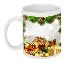 Чашка с Вашим дизайном MUG 11 стандарт