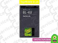 Аккумулятор  Nokia BL-4U, 1000mAh (батарея, АКБ)