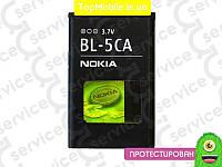 Аккумулятор  Nokia BL-5CA (батарея, АКБ)