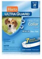 Hartz UltraGuard ошейник для собак от блох и клещей 50 см (Н80484 или Н91581)