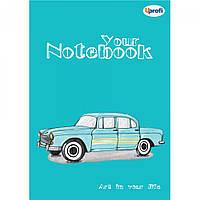 Блокнот для рисования Мятный Profiplan Artbook А5 недатированный