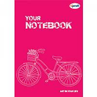 Блокнот для рисования Розовый Profiplan Artbook А5 недатированный