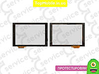 Тачскрин  ACER A500 Iconia Tab/A501, #72444_A3, чёрный  (сенсор, touch screen)
