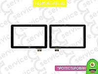 Тачскрин  ACER A510 Iconia Tab/A511/A700/A701, чёрный  (сенсор, touch screen)