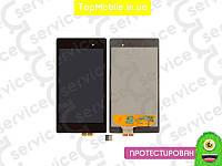 Модуль  Asus ME370 Google Nexus 7 (дисплей + тачскрин) (1 поколение 2012), чёрный