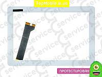 "Тачскрин  Asus ME102A MeMO Pad 10 "" (K00F) (MCF-101-0990-01-FPC-V2.0/V3.0), белый  (сенсор, touch screen)"