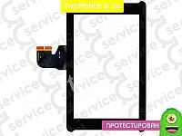 "Тачскрин  Asus ME372 FonePad HD7"" (K00E)/ME372CG/ME373CG (1Y003A), #5470L FPC-1, чёрный, оригил (Китай) (сенсор, touch screen)"