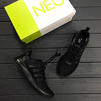 "Кроссовки Adidas Neo Camo ""Black"""