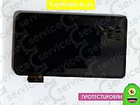 Модуль  HTC A9191 Desire HD G10 (дисплей + тачскрин), чёрный