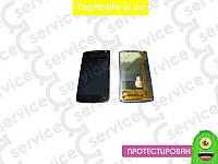 Модуль HTC T8282 Touch HD   черный (дисплей + сенсор)