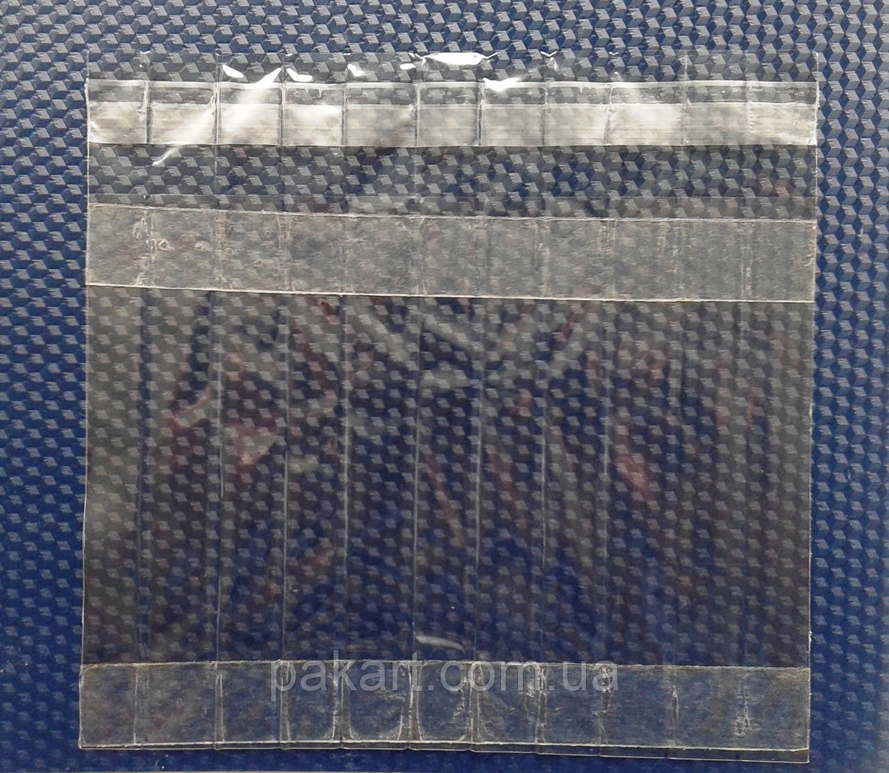 Пакеты полипропиленовые с ячейками.