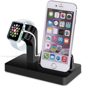 Док-станция «Style» на IPhone с подставкой для IWatch