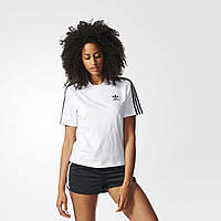 Женская футболка Adidas Originals Polo Shirt (Артикул: BJ8192)
