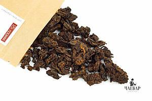 Цзинмай Лао Ча Тоу «Старые чайные головы», Пуэр 5 лет выдержки