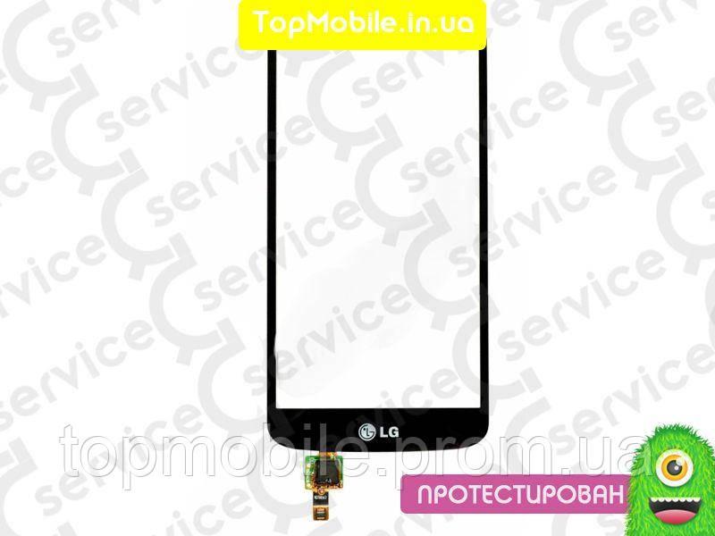 Сенсор LG D610 G2 mini/D618/D620/D625, черный, оригинал (Китай) (тачскрин, стекло)