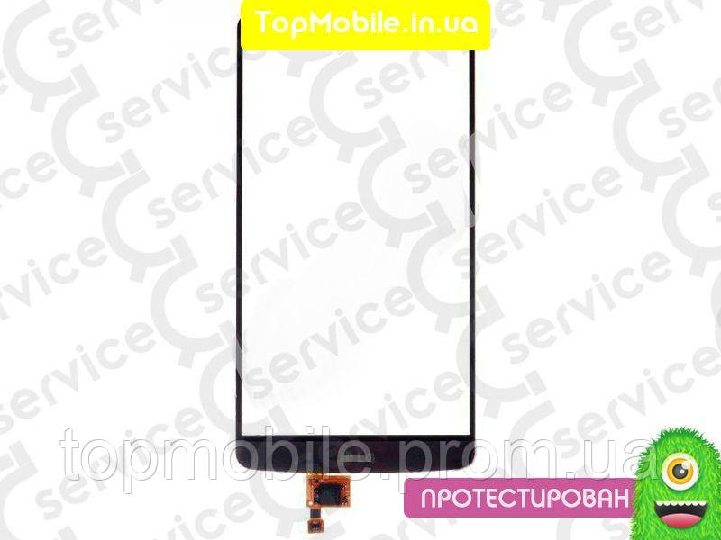 Сенсор LG D690 G3 Stylus/D693, серый (тачскрин, стекло)