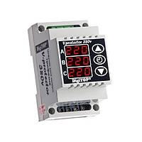 Реле напряжения DigiTOP V-protector Vp-380V DIN (3 фазы,  фазное)