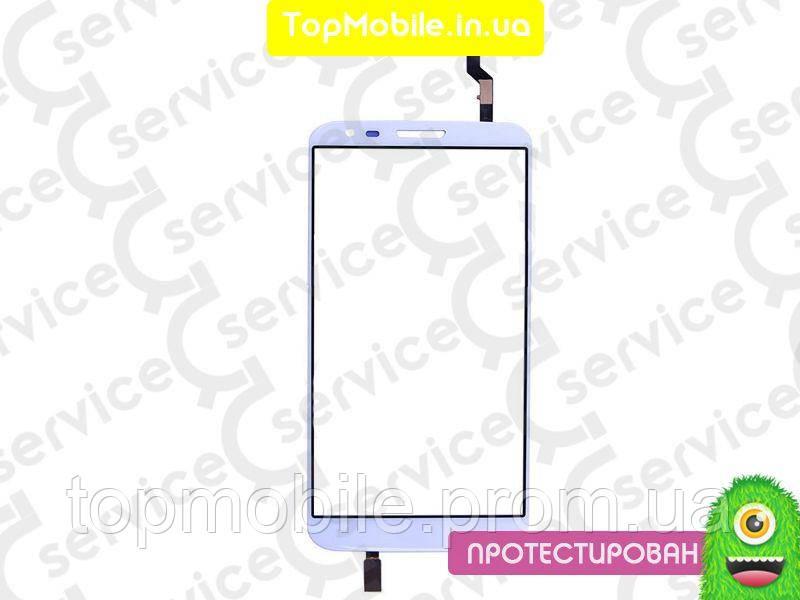Сенсор LG D802 Optimus G2/D805, белый (тачскрин, стекло)
