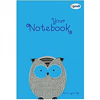 Блокнот для рисования творческий Синий Artbook B6 недатированный