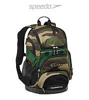 Большой рюкзак Speedo Teamster Large 35L (Digi Camo Green)