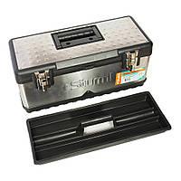 Ящик для инструментов металлический Sturm TBM001, 500х230х220 мм