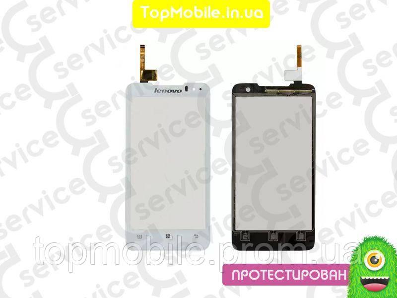 """Тачскрин  Lenovo P770, белый (сенсор, touch screen) - Магазин-склад """"TOP Mobile"""" - товары оптом и в розницу. в Днепре"""