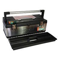 Ящик для инструментов металлический Sturm TBM002, 660х280х250 мм