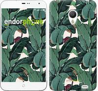 """Чехол на Meizu MX3 Банановые листья """"3078u-310"""""""