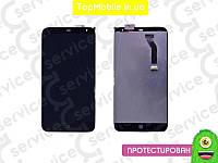 Модуль Meizu MX3 (дисплей + тачскрин), чёрный