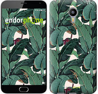 """Чехол на Meizu M2 Note Банановые листья """"3078c-94"""""""