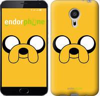 "Чехол на Meizu MX5 Adventure Time. Jake ""1121c-105"""