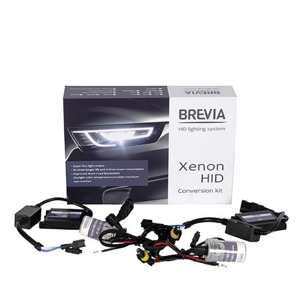 Ксенон Brevia Slim H11 6000K