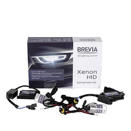 Ксенон Brevia Slim H11 6000K , фото 2