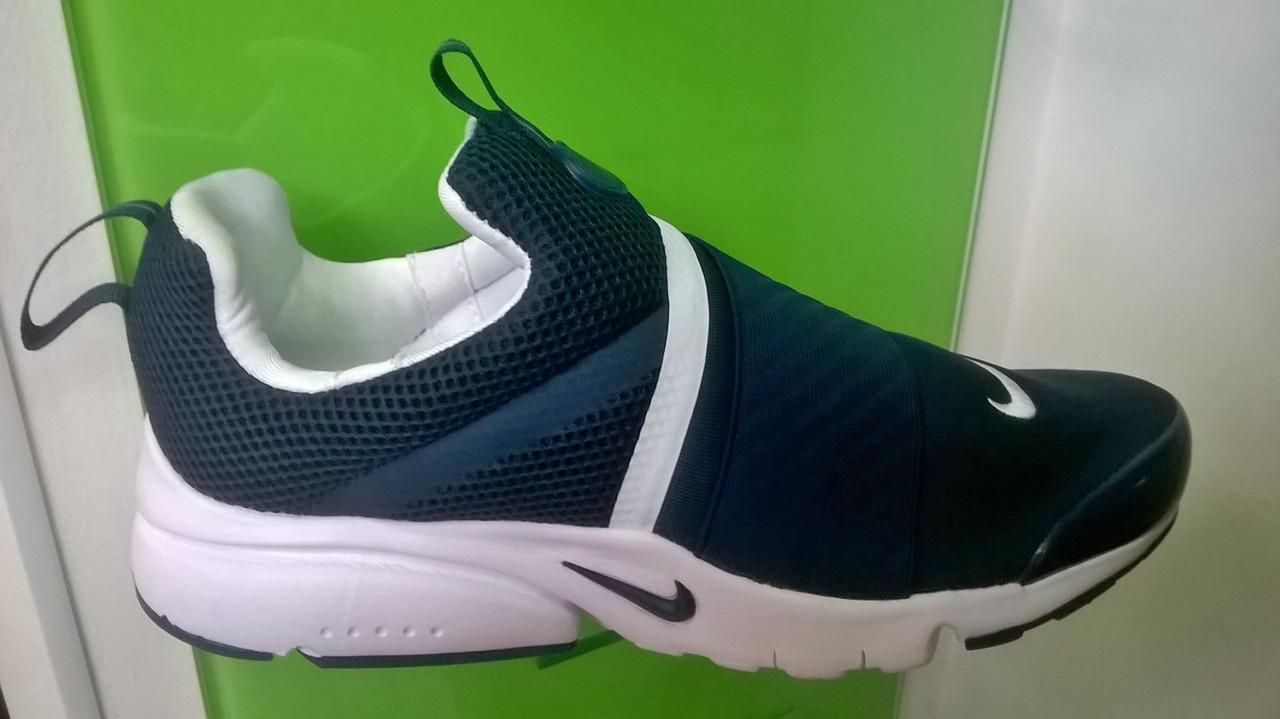 11e4ff7be Мужские кроссовки Nike Air Presto Extreme синие с белым, размеры с 41 по 45  -