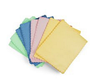 Салфетка из микрофибры, для устранения пыли и отпечатков, 50 шт, 140*170 мм
