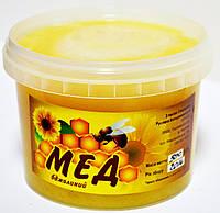 Цветочный мед натуральный 0.5 кг.