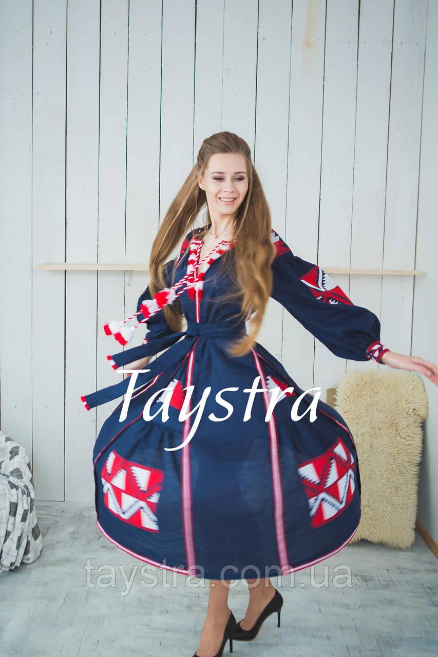 Платье  бохо вышиванка лен,4 клина, стиль бохо шик, вишите плаття вишиванка, Bohemian,стиль Вита Кин