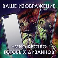 Чехол для смартфона iPhone 8, силиконовый. С сублимационной печатью, фото 1
