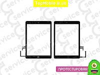 Тачскрин  iPad Air черный, полный комплект, копия высокого качества (сенсор, touch screen)