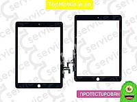Тачскрин  iPad Air черный, оригил (Китай) (сенсор, touch screen)