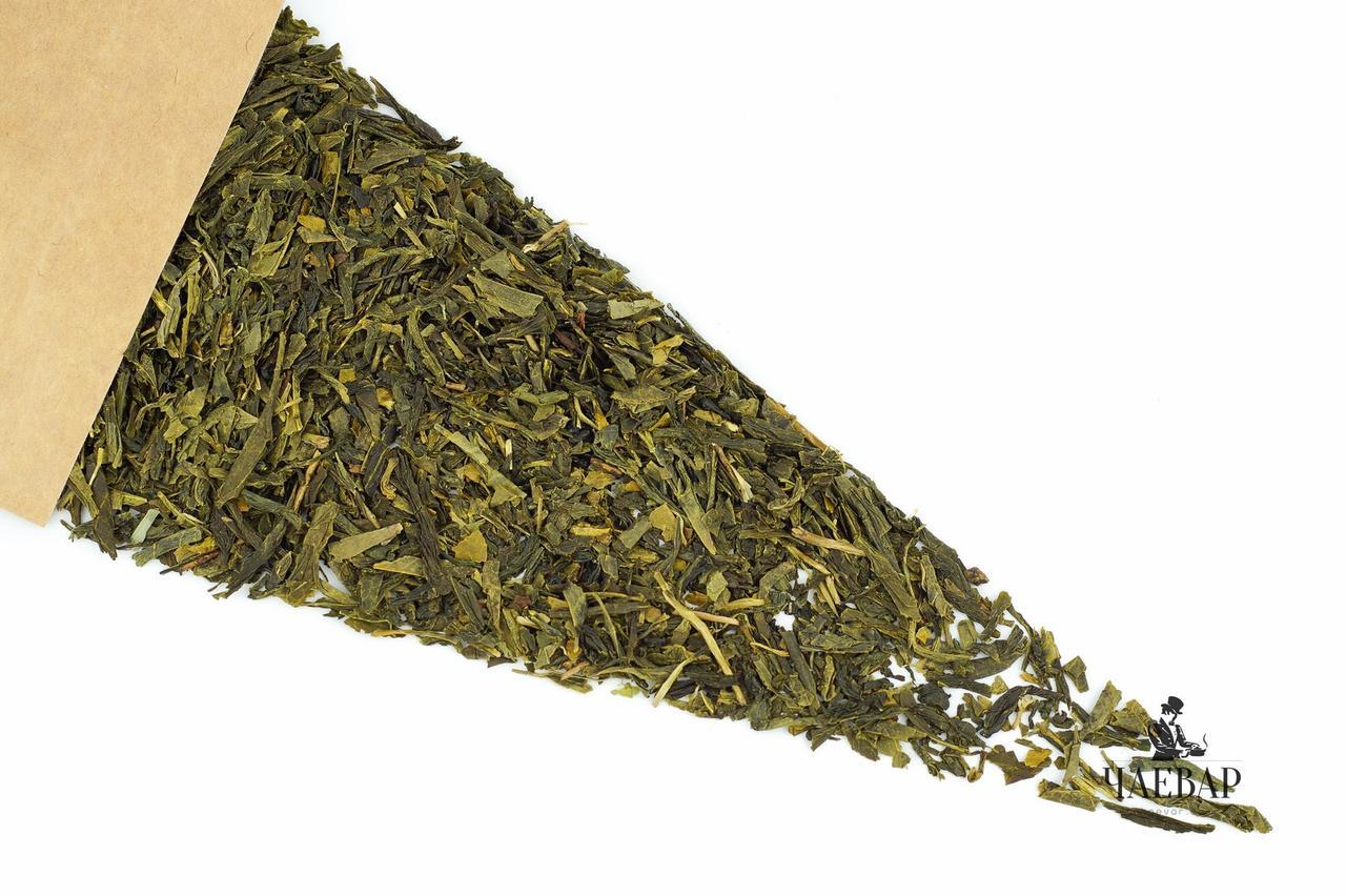Сенча (сентя), зелёный чай