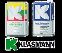 Торфяной субстрат кислый Klasmann Peat Moss, природный белый сфагнум 200 л. идеально для Голубики.