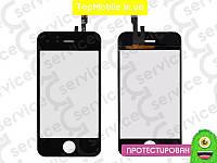 Тачскрин  iPhone 3G, черный (сенсор, touch screen)