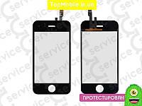 Тачскрин  iPhone 3GS, черный (сенсор, touch screen)